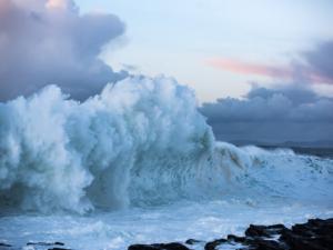 Wild Atlantic Waves in Sligo