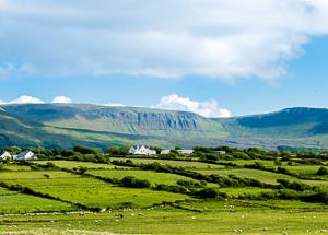 The Dartry Mountains, Sligo