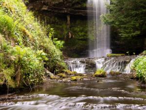 Glencar Waterfall, Leitrim