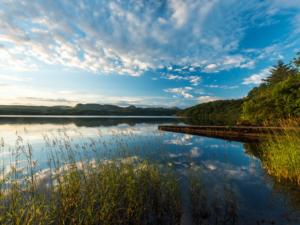 Lake Isle of Innisfree Jetty, Sligo