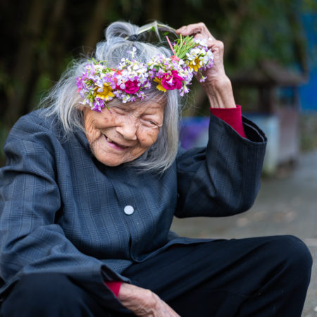 Xingping Flower Girl